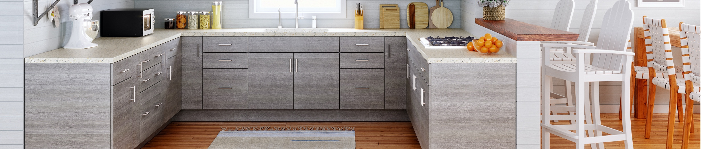 Shop 2020 Stylish Grey Cabinets For Your Kitchen Vevano Home,Bassett Bedroom Furniture 1960s
